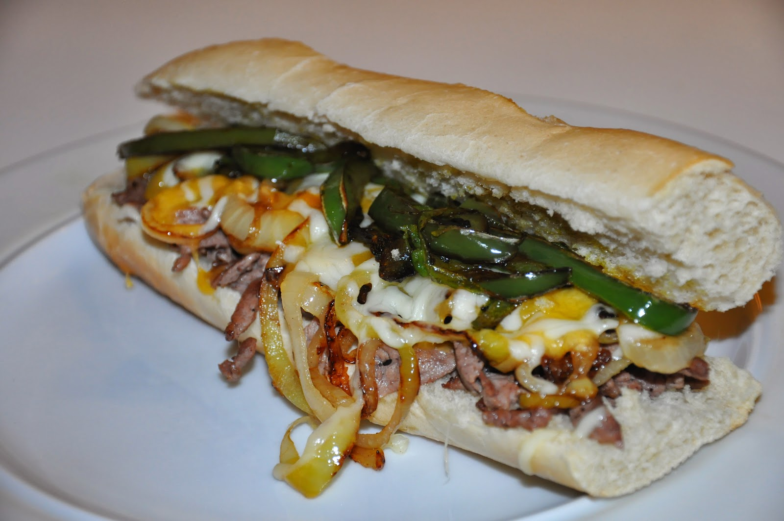 sandwich med oksefilet opskrift