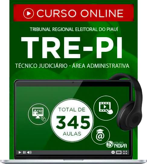 Curso Online TRE PI 2015