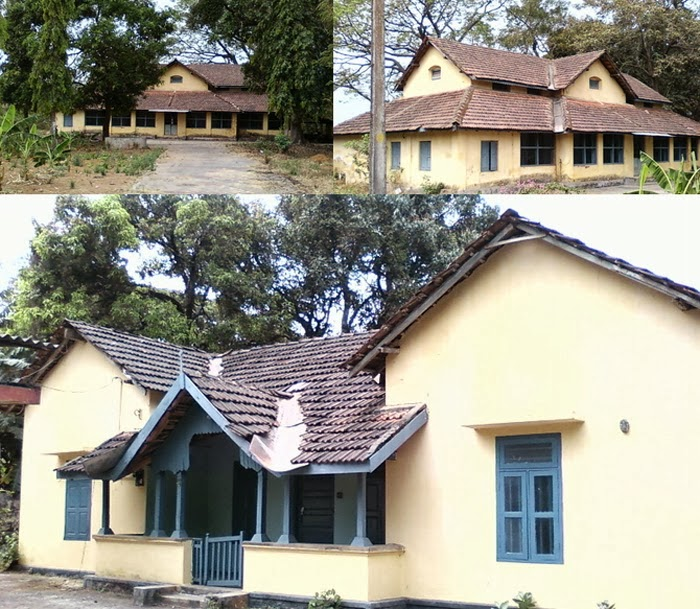 Bungalow In Pd: PALAKKADWALKS: COLONIAL ARCHITECTURE OF PALGHAT CITY & AROUND
