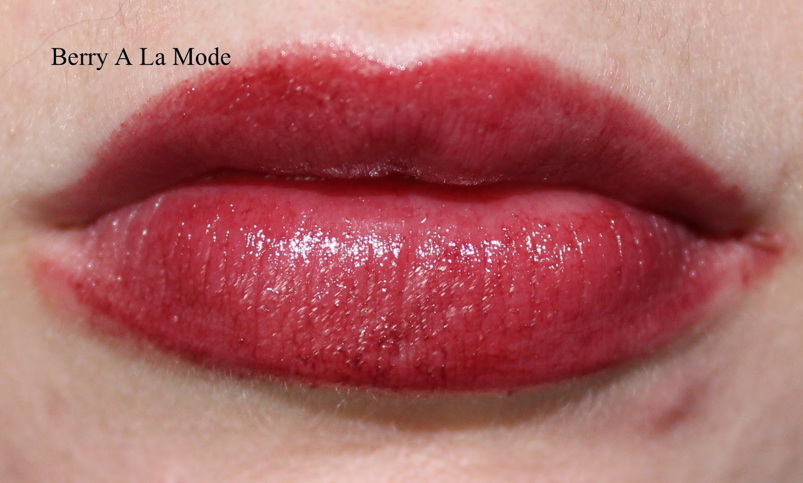 Mary Kay True Dimensions Lipstick in Berry A La Mode