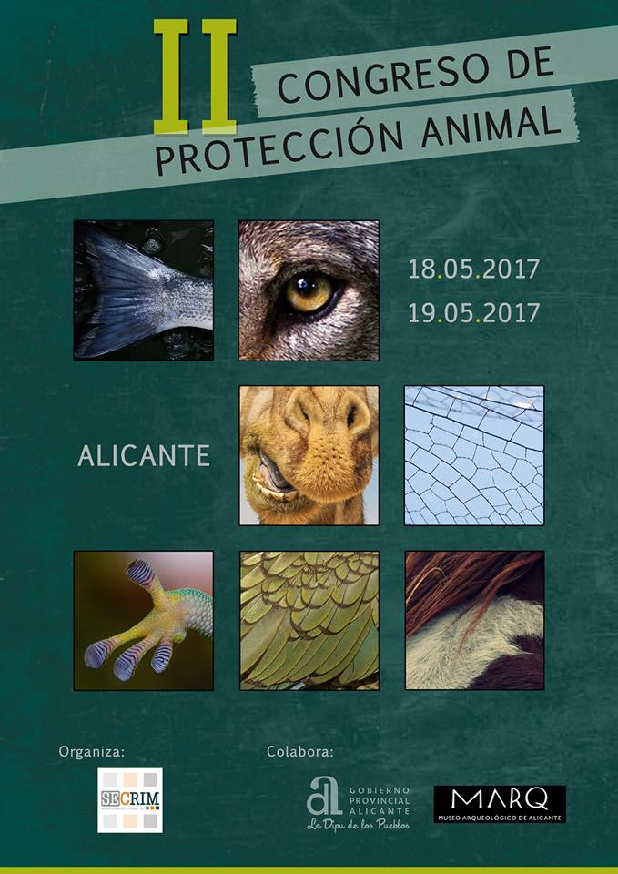 II Congreso de Protección Animal - SECrim (ALICANTE)