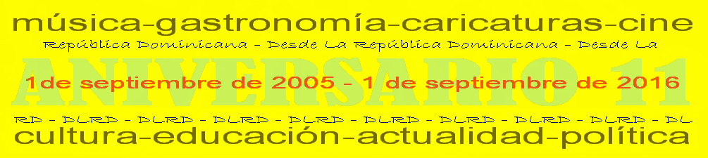 11 Aniversario DLRD