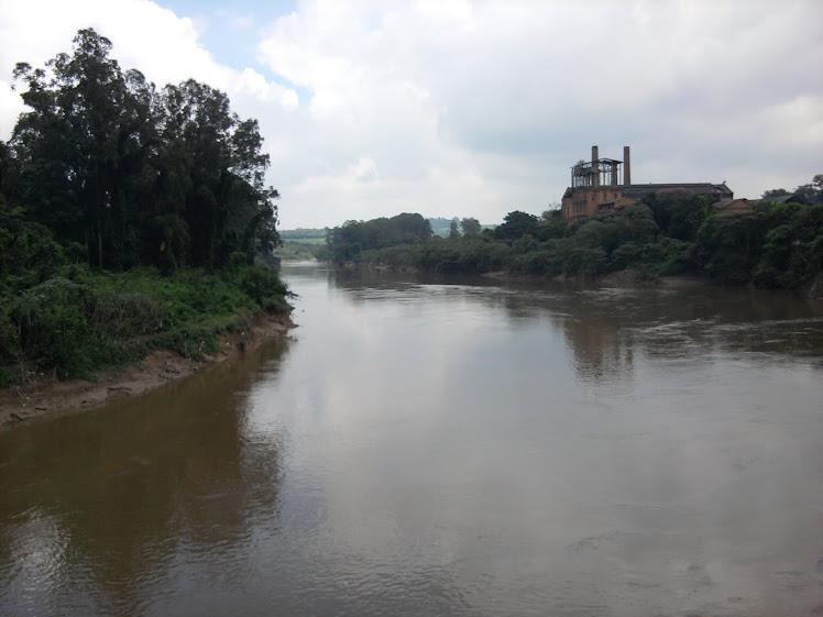 Rio Tietê - Porto Feliz