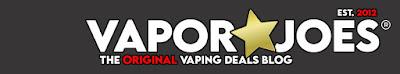 Vapor Joes - Daily Vaping Deals
