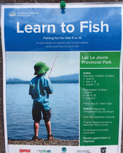 lac le jeune life in our community learn to fish
