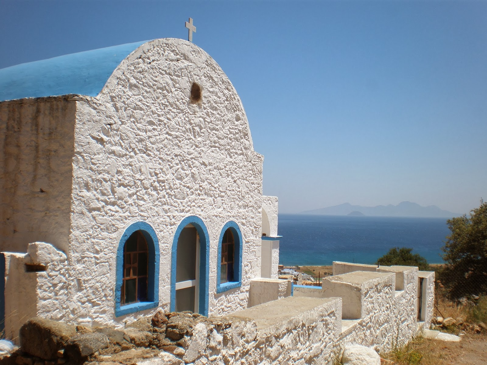 Kos, Greece, Europe, traditional church, view, mountain, zia, lambi, kos town, beautiful view, travel, travelling,