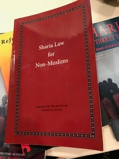 Sharia Law for Non-Muslims by Bill Warner