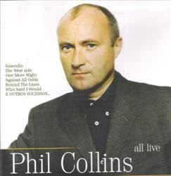 Phil Collins - Discografia