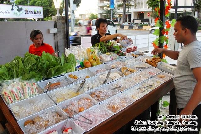De' Corner Kitchen, Jalan Tanjung Bungah, Penang