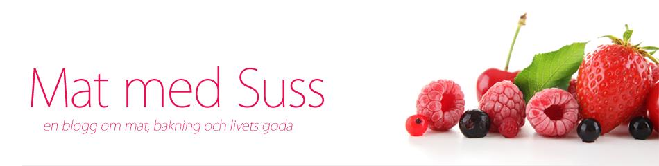 Mat med Suss