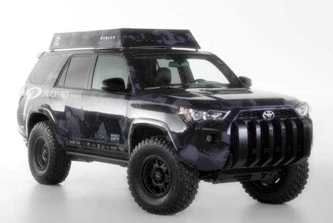 2017 toyota 4runner concept rumors dodge ram price. Black Bedroom Furniture Sets. Home Design Ideas