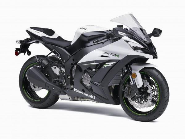 Kawasaki Latest Models