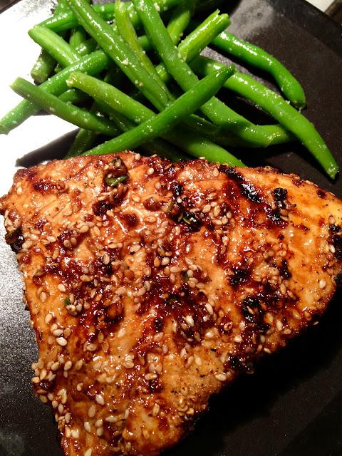 Grilled Salt And Pepper Tuna Recipes — Dishmaps