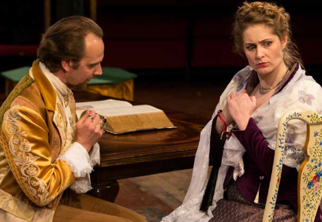 human flaws of orgon in tartuffe Whereas tartuffe is the obvious hypocrite and scoundrel, orgon is a much more complex character in the past he obviously had served the king honorably and had tended to his estates in a rational and dignified manner.
