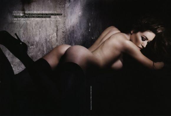 olga farmaki modelo nua mulher sensual sexy ensaios sensuais