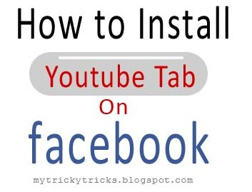 Install a Youtube tab on Facebook Fan Page Free, how to insert youtube tab on facebook, youtube on fb