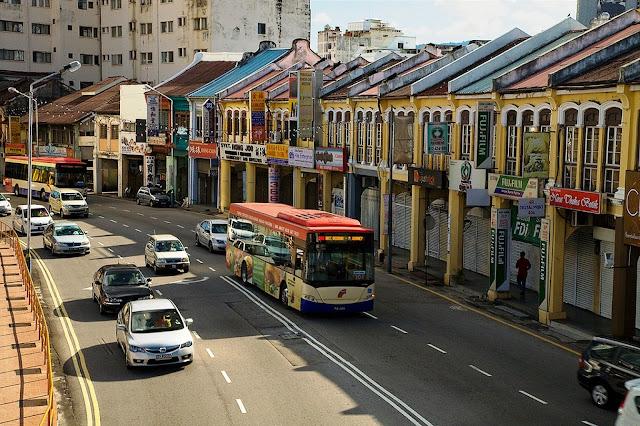 Du lịch đảo Penang - Malaysia