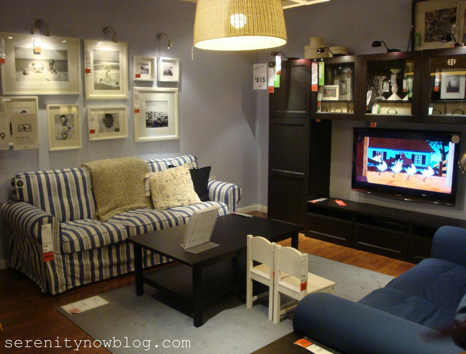Serenity now ikea decorating inspiration our shopping fun Home interior blogs