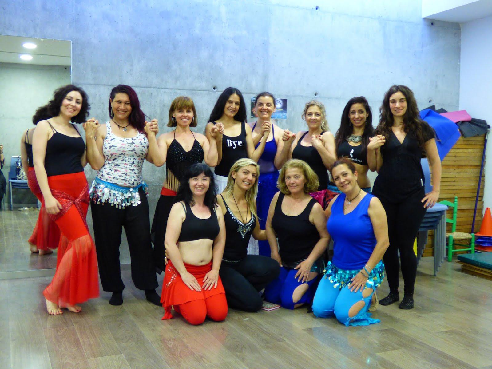 NAjmarabic en Talleres Semana de la Danza de Danzavima 2018