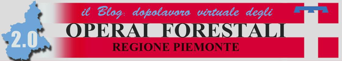 Operai Forestali Regione Piemonte