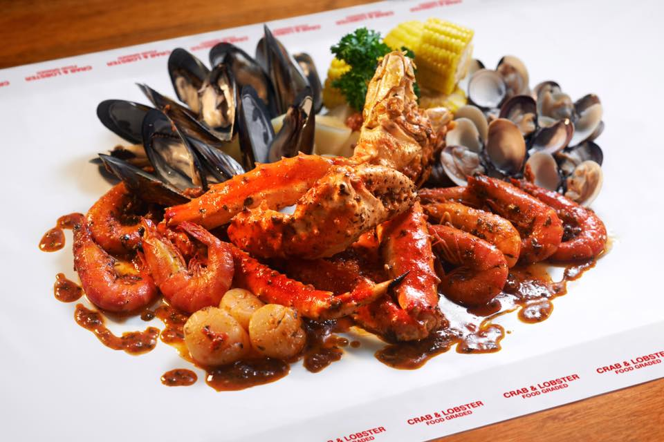 Miss G.L.U.T.T.O.N: 槟城美食:Crab & Lobster Seafood Oyster Bar at Straits Quay
