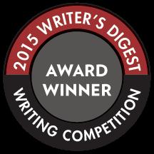 2015 Writer's Digest Award