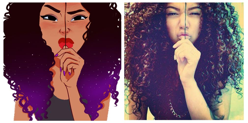 Ilustrações incríveis do  artista brasileiro Julio Cesar