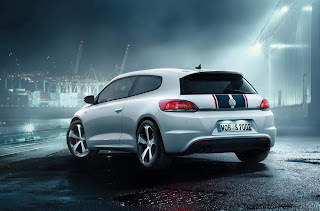 Volkswagen Scirocco GTS (2012) Rear Side