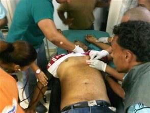 Un Perredeista muerto y un herido durante bandereo en Moca