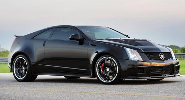 Cadillac CTS-V VR1200 - Auto Trends Magazine