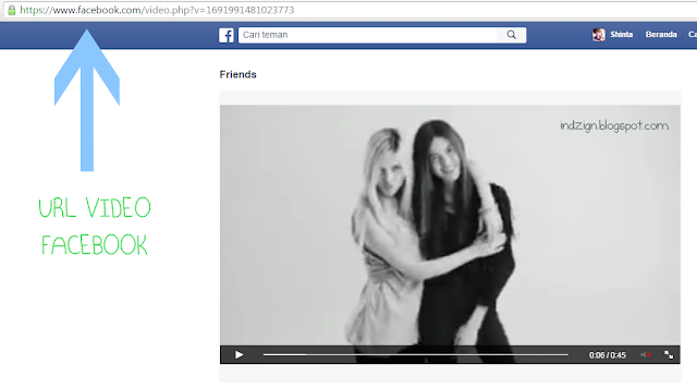 Cara Download Video dari Facebook 1