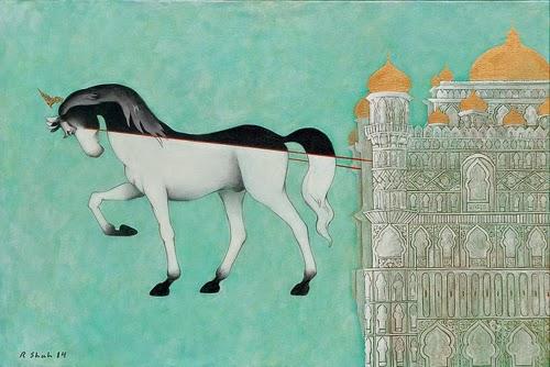 Rajesh Shah at Pradarshak, Mumbai