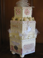 Faux Wedding Cake ala Lisa Kraus