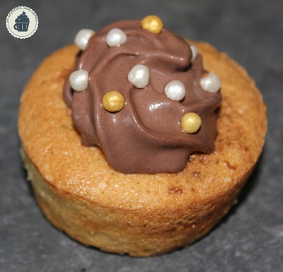 Petits moelleux façon cupcake