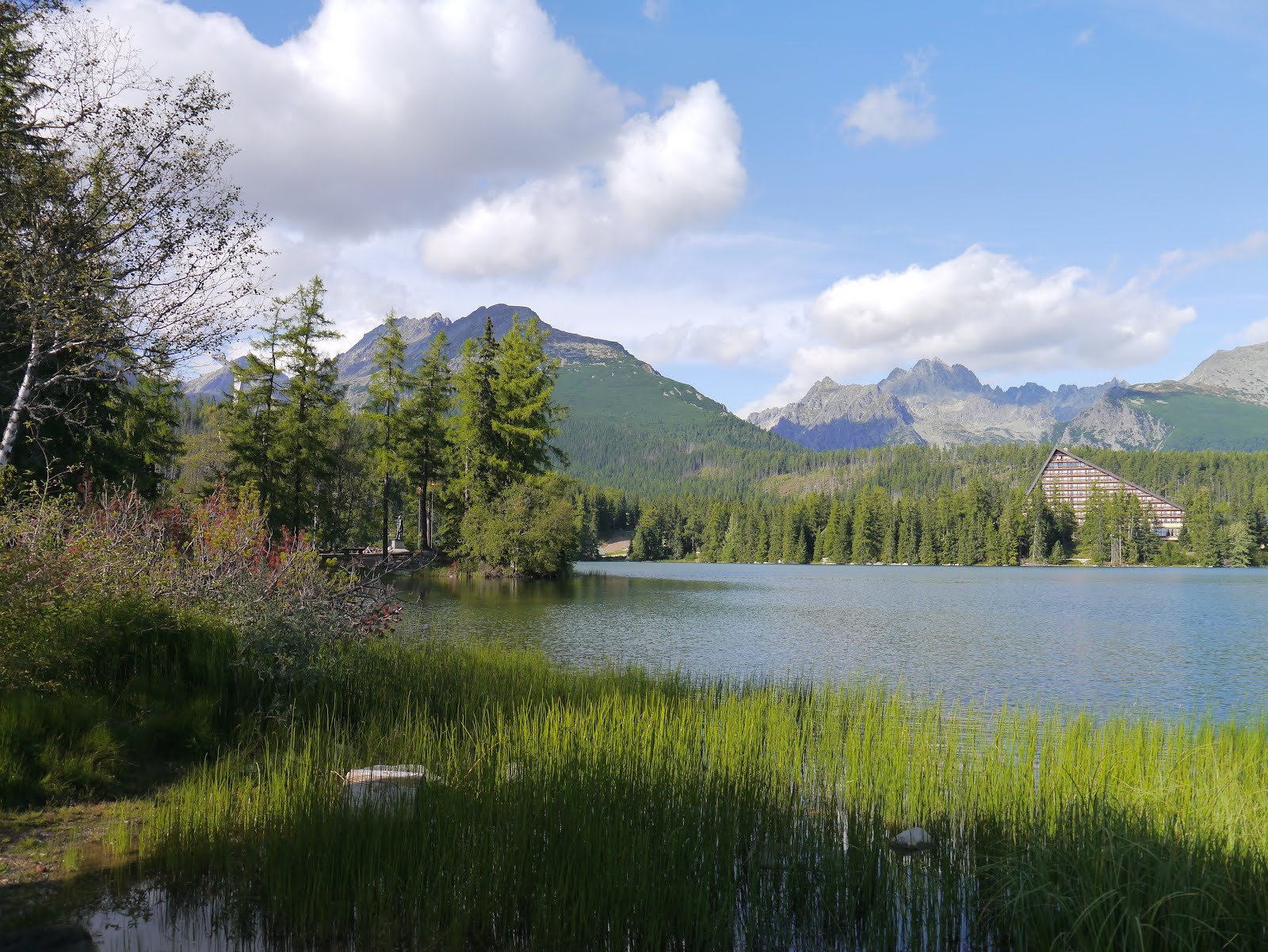 August: Exploring the beauty of High Tatras in Slovakia