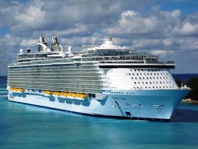 Oasis of the Seas crucero