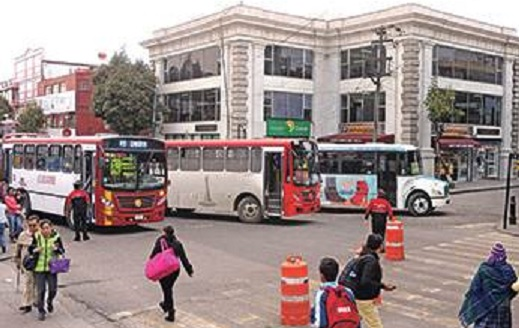Calles de Toluca