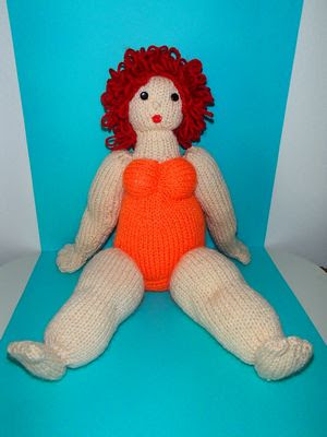 Chiwaluv Amigurumi Critters: Knitted Bathing Beauty