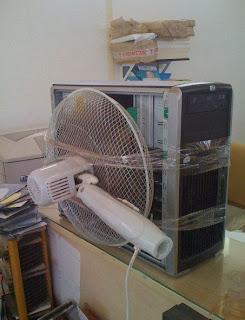 smešna slika: PC hladnjak