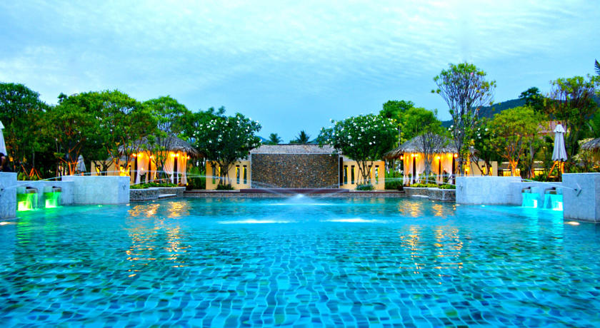 Thailand Koh Chang Centara Koh Chang Tropicana Resort