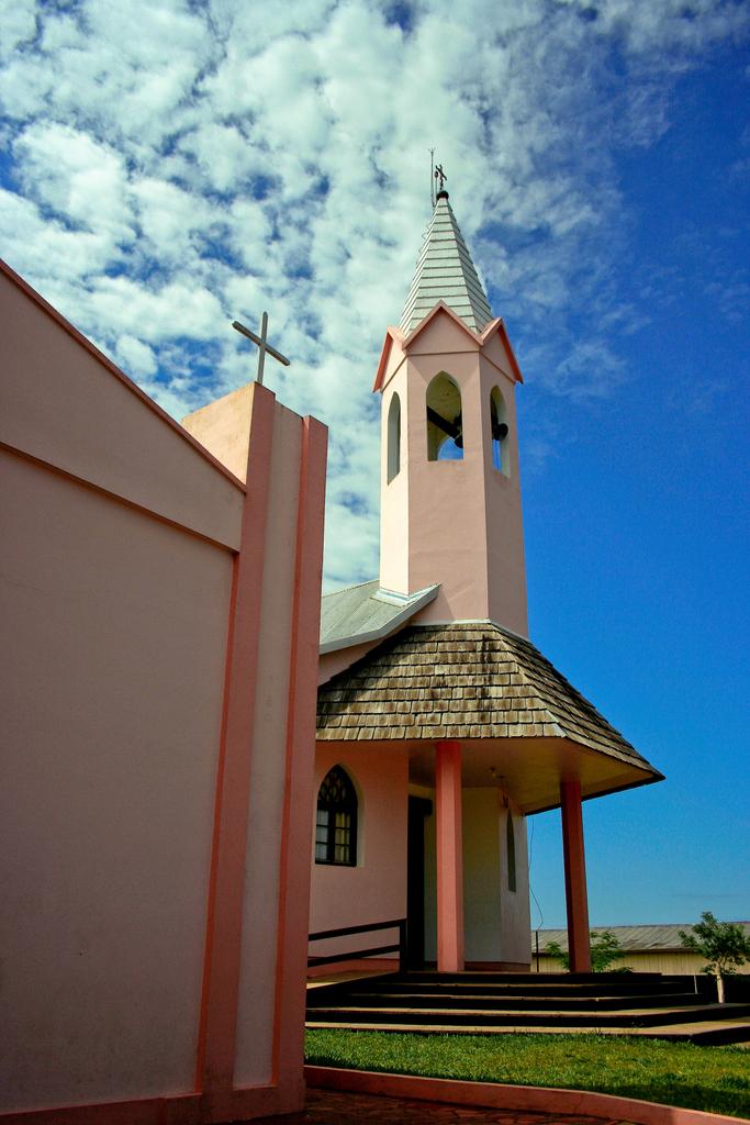 Guarani das Missões (RS) - Santuário de Nossa Senhora de Czestochowa, by Guillermo Aldaya / PhotoConversa