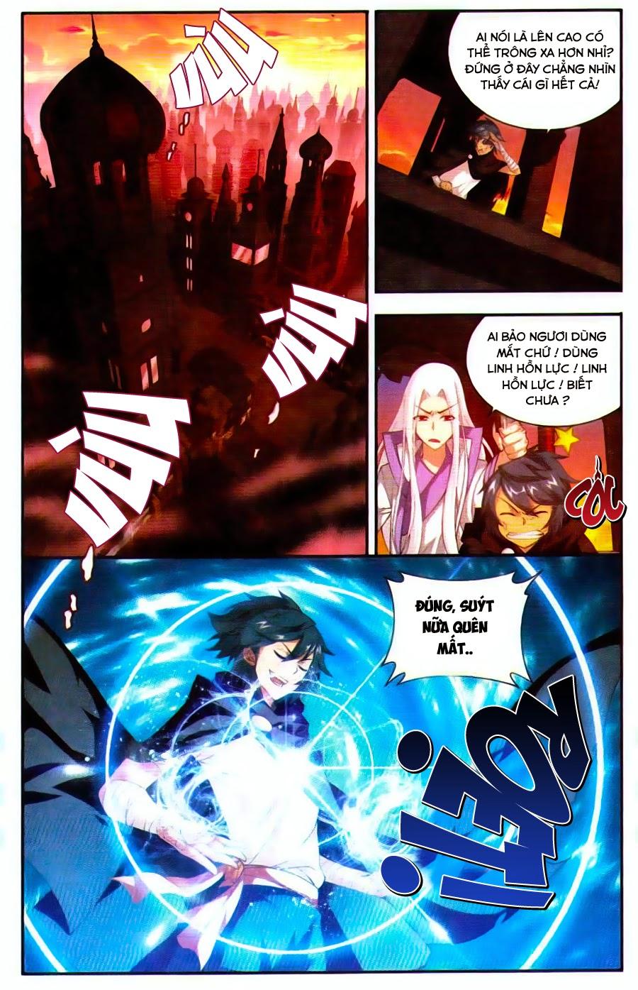 Đấu Phá Thương Khung chap 102 page 15 - IZTruyenTranh.com