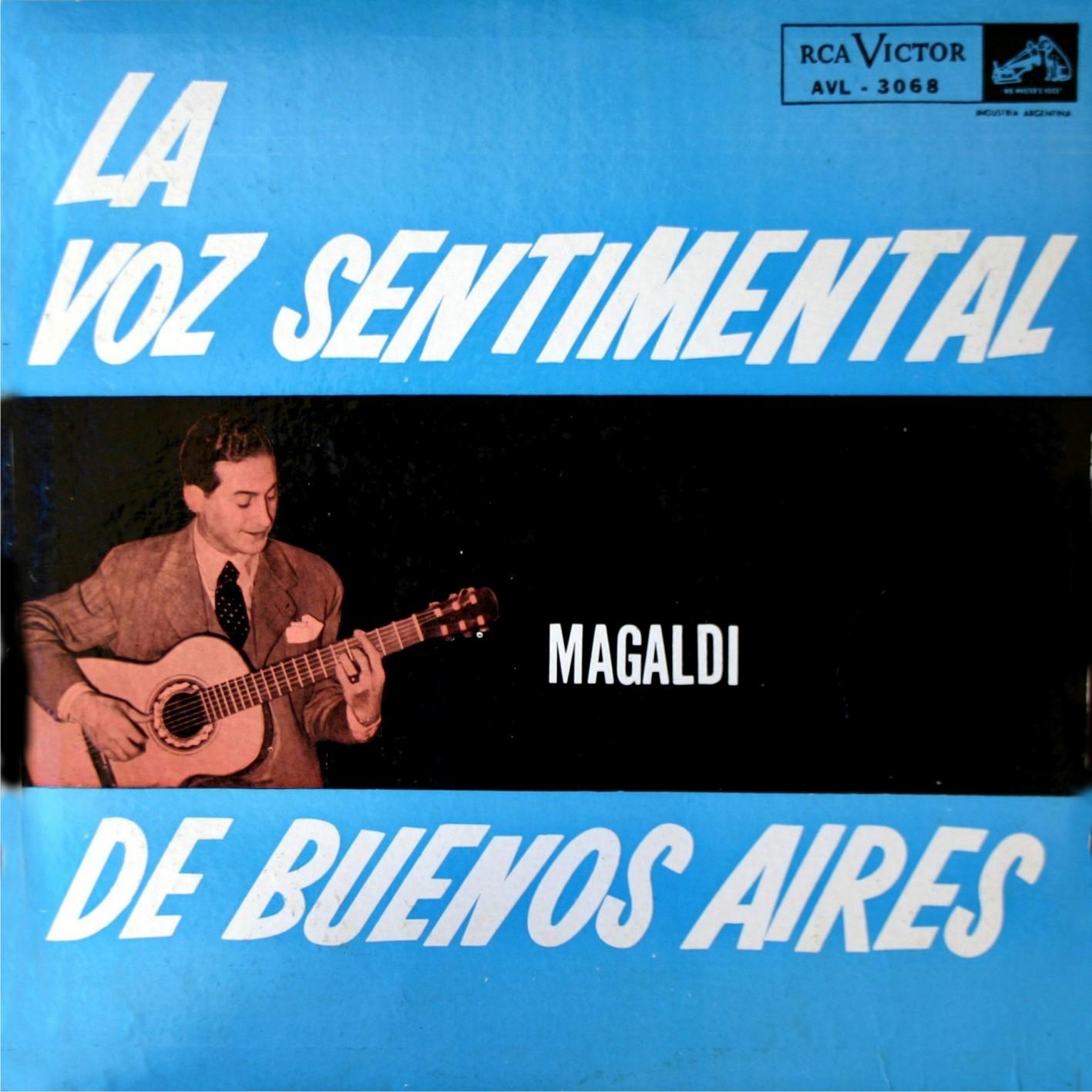 Homenaje a Agustín Magaldi Hoy
