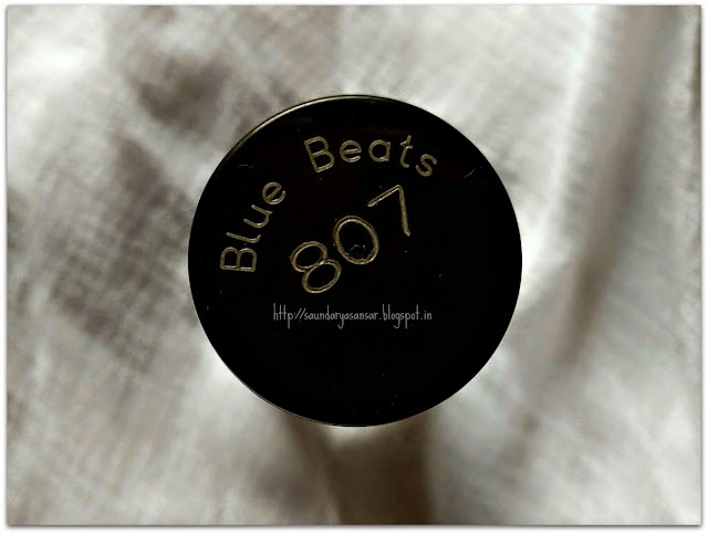 Maybelline Color Show Go Graffiti- Blue Beats: Review