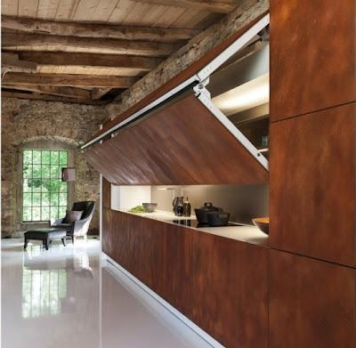cocina escondida