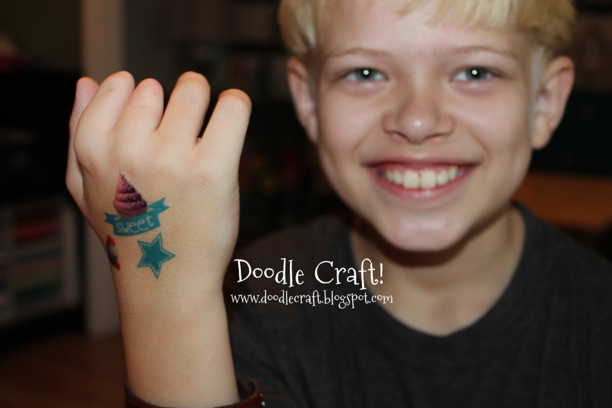 Kids With Tattoos And  i don t ever buy kidsKids With Permanent Tattoos