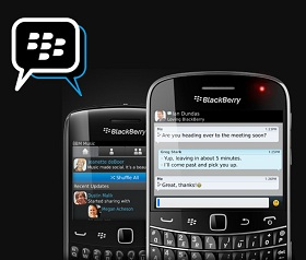Can BlackBerry Messenger rule Android and iPhone Messaging Apps