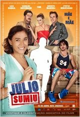 Filme Julio Sumiu Nacional AVI BDRip
