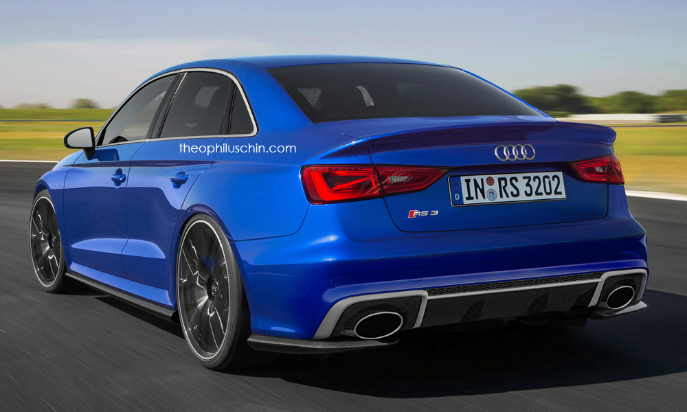 Audi Says More RS Models In The Works For U.S. - carscoops.com