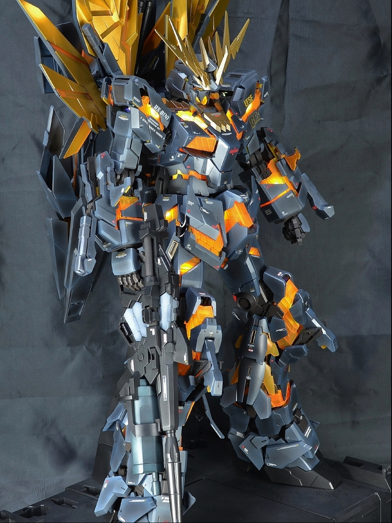 GUNDAM GUY: PG 1/60 Unicorn Gundam 02 Banshee Norn ...
